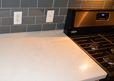 Montrose Kitchen Renovation | Counter Top